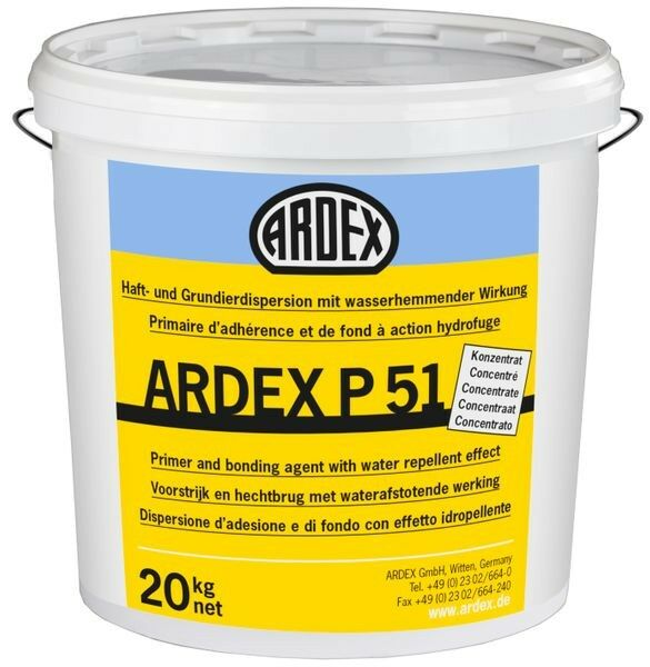 ARDEX P51 Haft-u.Grundierdispersion 20 kg