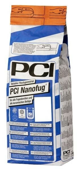 PCI Nanofug® Variabler Flexfugenmörtel 4 kg - 03 Caramel