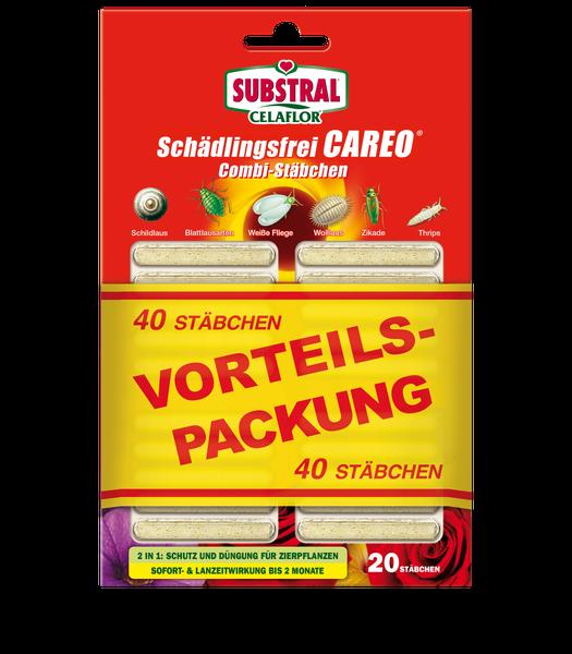 Schädlingsfrei Careo Combi-Stäbchen 40 Stk.