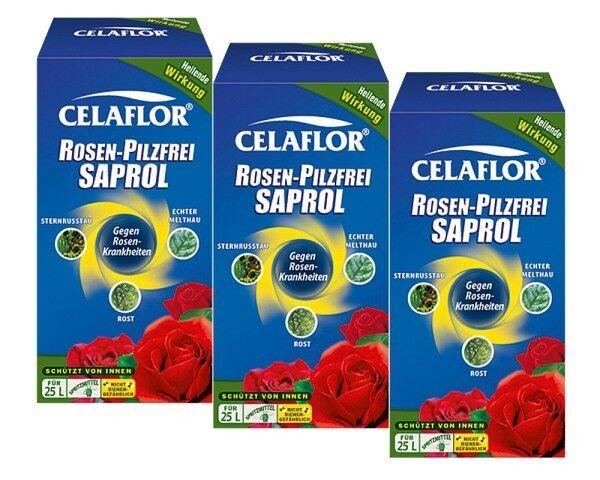 CELAFLOR® Rosen-Pilzfrei Saprol® Konzentrat 750 ml