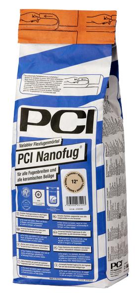 PCI Nanofug® Variabler Flexfugenmörtel 4 kg - 12 Anemone