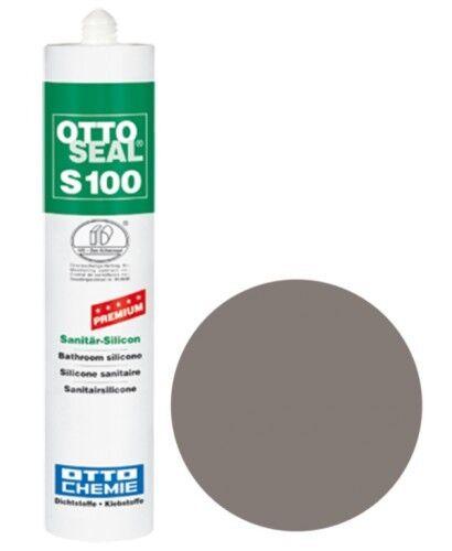 OTTOSEAL® S100 Premium-Sanitär-Silikon/Silicon 300 ml - Intensivbraun C7117