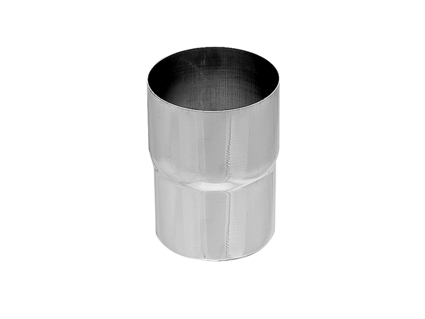 Zambelli VM Blank-Zinc® Ablaufrohr-Verbinder DN 87 mm