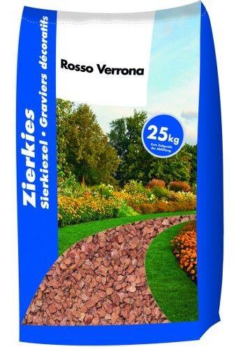 Marmorkies Rosso Verona 40-60 mm 25 kg