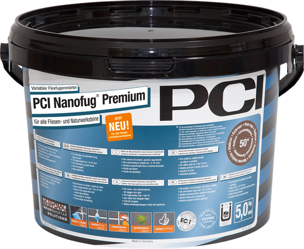 PCI Nanofug Premium Nr.27 jurabeige 5kg