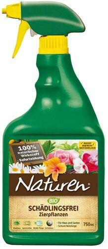 NATUREN® Bio Schädlingsfrei Zierpflanzen 750 ml