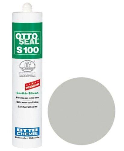 OTTOSEAL® S100 Premium-Sanitär-Silikon/Silicon 300 ml - Sanitärgrau C18