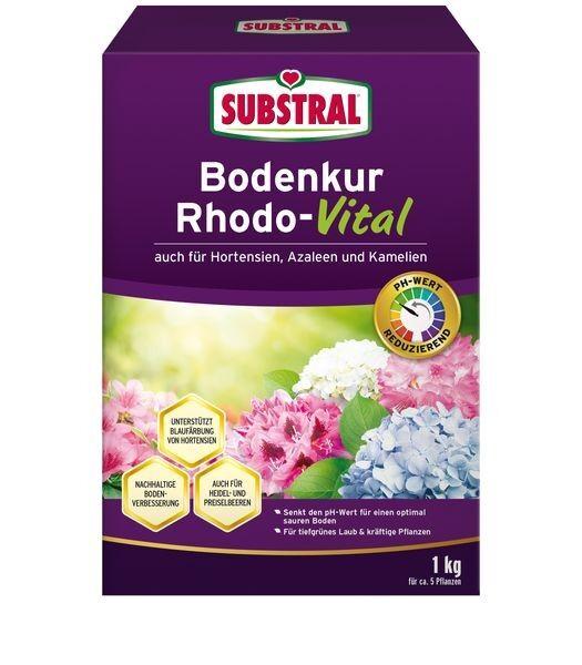 SUBSTRAL® Bodenkur Rhodo-Vital 1 kg