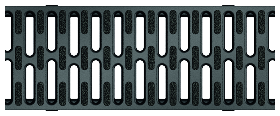 ACO Self® Kunststoff Microgrip-Rost 1000 mm