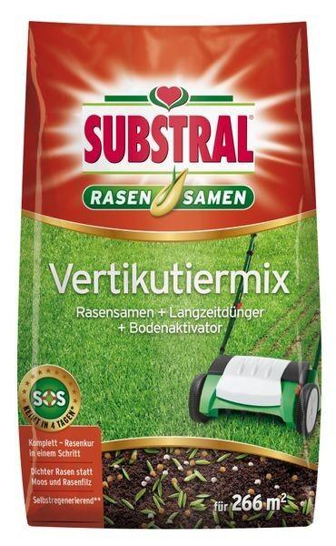 SUBSTRAL® Vertikutiermix 8 kg