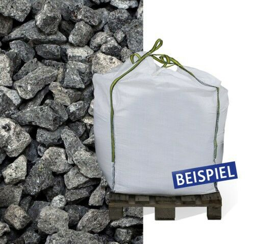 Basaltsplitt Eifelschwarz 11-22mm 600kg Big Bag
