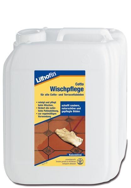 Lithofin® Cotto Wischpflege 5 l