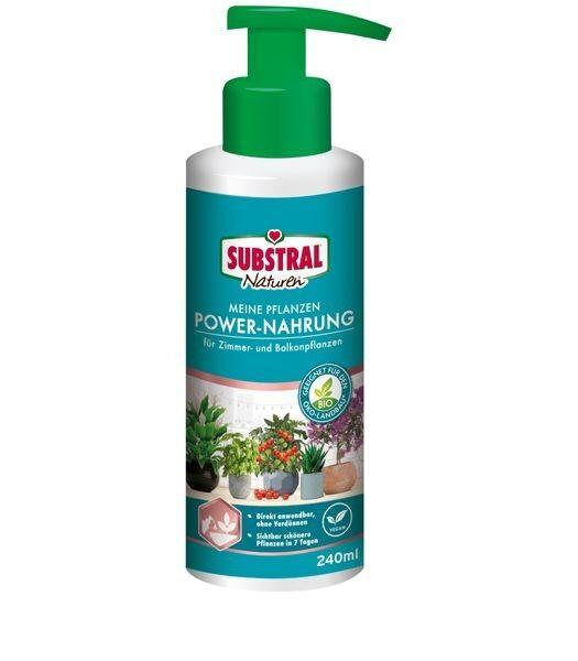 SUBSTRAL® Naturen® Meine Pflanzen Power Nahrung 240 ml