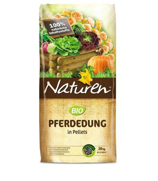 NATUREN® Bio Pferdedung 20 kg