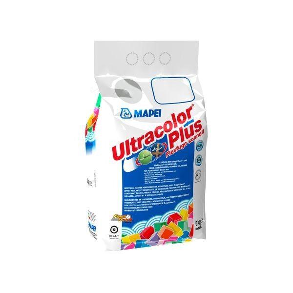 MAPEI Ultracolor Plus Fugenmörtel 5 kg - 114 Anthrazit
