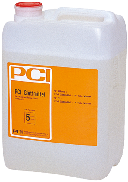PCI Glättmittel 5 l