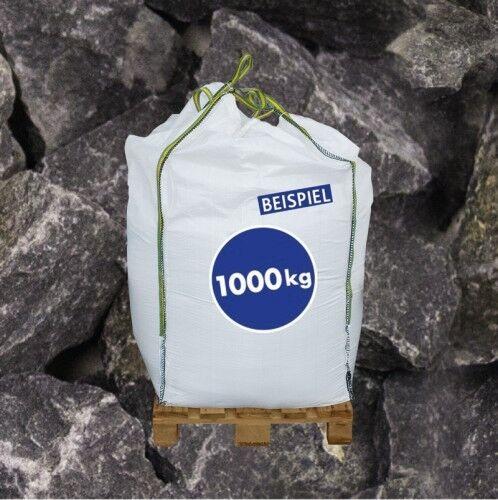 Gabionen Steine Basaltbruch anthrazit 20-40mm 1000kg BigBag