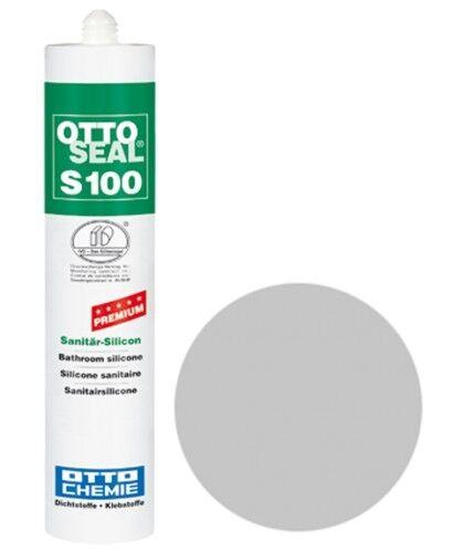 OTTOSEAL® S100 Premium-Sanitär-Silikon/Silicon 300 ml - Morgengrau C961