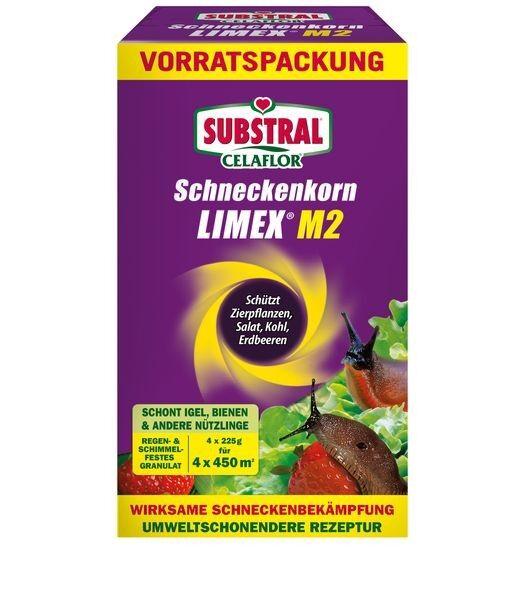 Schneckenkorn Limex M2 4x225g