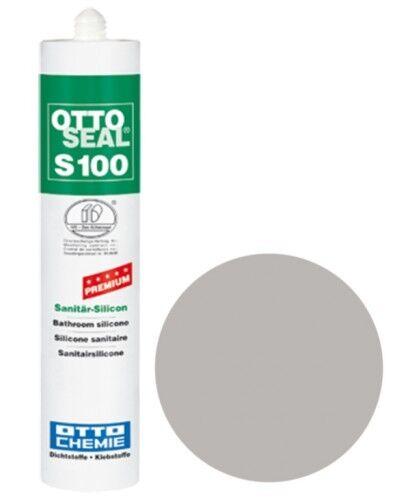 OTTOSEAL® S100 Premium-Sanitär-Silikon/Silicon 300 ml - Grau 15 C776
