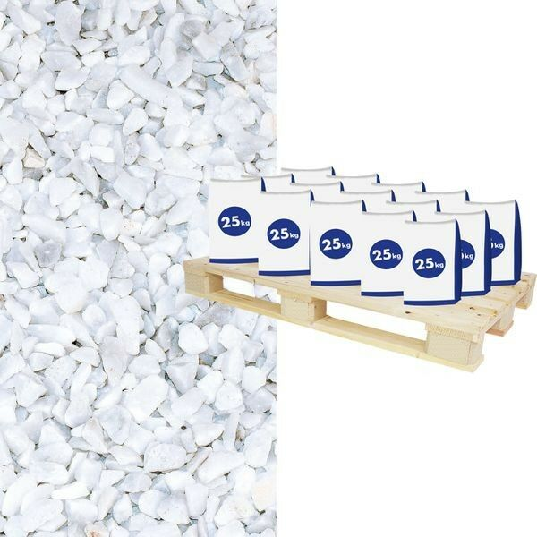 Hamann Marmorsplitt Carrara 9-12 mm 1125 kg