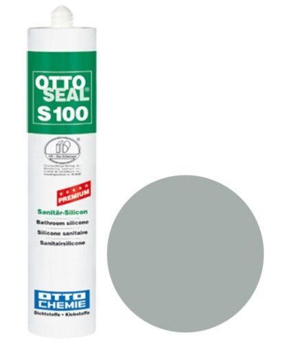 OTTOSEAL® S100 Premium-Sanitär-Silikon/Silicon 300 ml - Alu C14