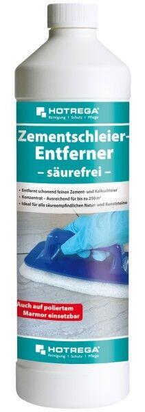 HOTREGA® Zementschleier-Entferner - säurefrei 1 l