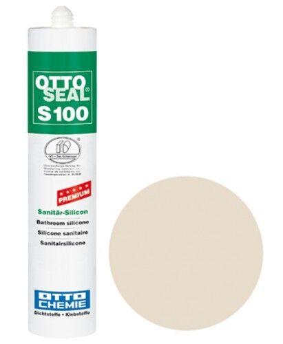 OTTOSEAL® S100 Premium-Sanitär-Silikon/Silicon 300 ml - Pergamon C84