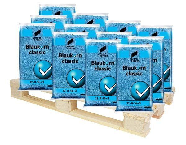 COMPO EXPERT® Blaukorn® classic 1000 kg