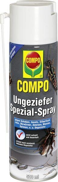COMPO Ungeziefer Spezial-Spray 500 ml