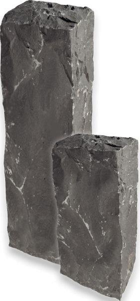 Vietnam Basalt Steelen 12x20x125 cm 1 Stück