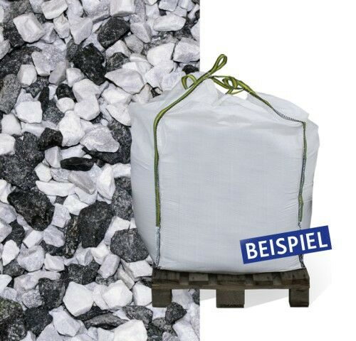 Marmorsplitt Icy Mix 8-16mm 600kg Big Bag