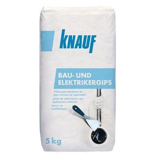 Knauf Bau- und Elektrikergips 5 kg