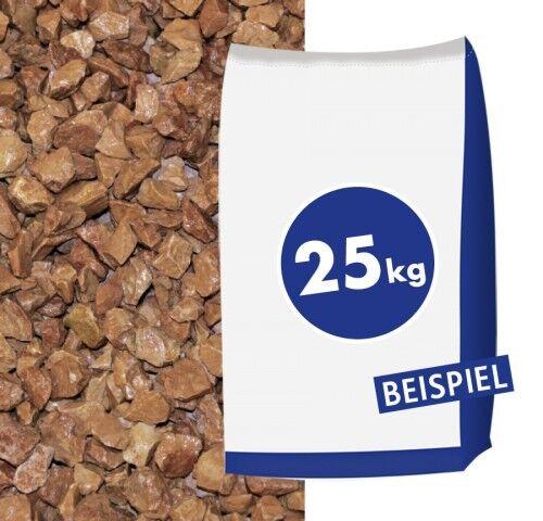 Marmorsplitt Rosso Verona 12-16mm 25kg Sack