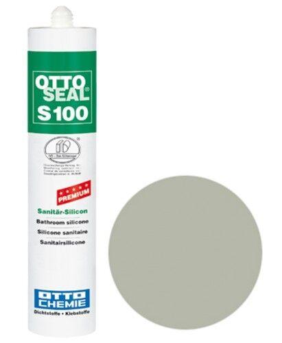 OTTOSEAL® S100 Premium-Sanitär-Silikon/Silicon 300 ml - Hellgrau Nr.21 C501