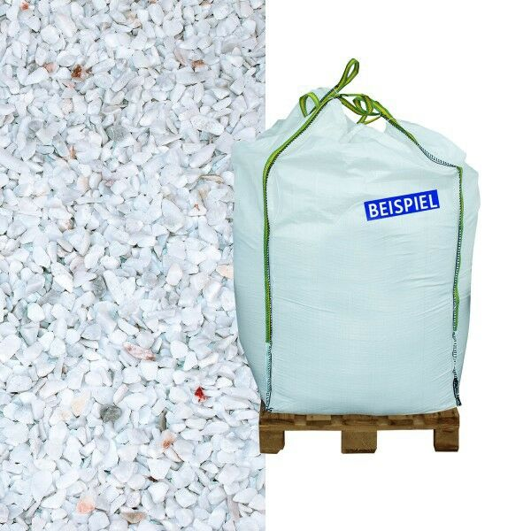 Hamann Marmorsplitt Carrara 5-8 mm Big Bag 600 kg