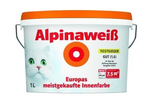 Alpinaweiss 1 Liter
