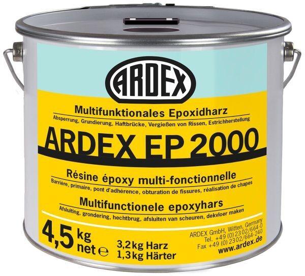 ARDEX EP2000 Multifunktionales Epoxidharz 4,5 kg