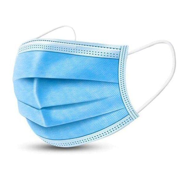 Einweg-Maske mit hoher Filterkapazität 50 Stk.