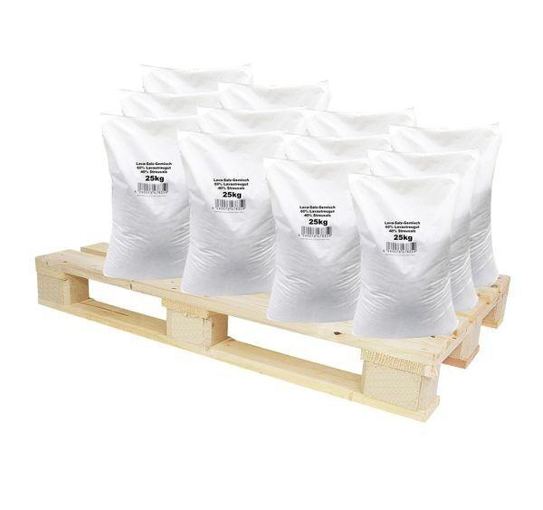 Lava-Salzgemisch 1000 kg