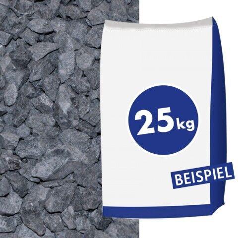 Marmorsplitt Nero Ebano 12-16mm 25kg Sack