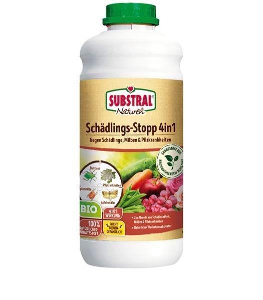 SUBSTRAL® Naturen® Schädlings-Stopp 4in1 Konzentrat 1 l