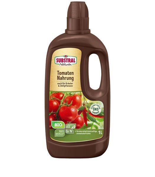 SUBSTRAL® Naturen® Bio Tomaten und Kräuter Nahrung 1 l